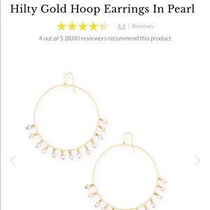 Hilty earrings kendra scott